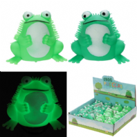 Light Up Squidgy Frog